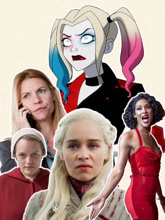 Salt: главное здесь, остальное по вкусу - От Пайпер Чепмен до Дарьи Моргендорффер: 13 сильных телегероинь, с которых хочется брать пример