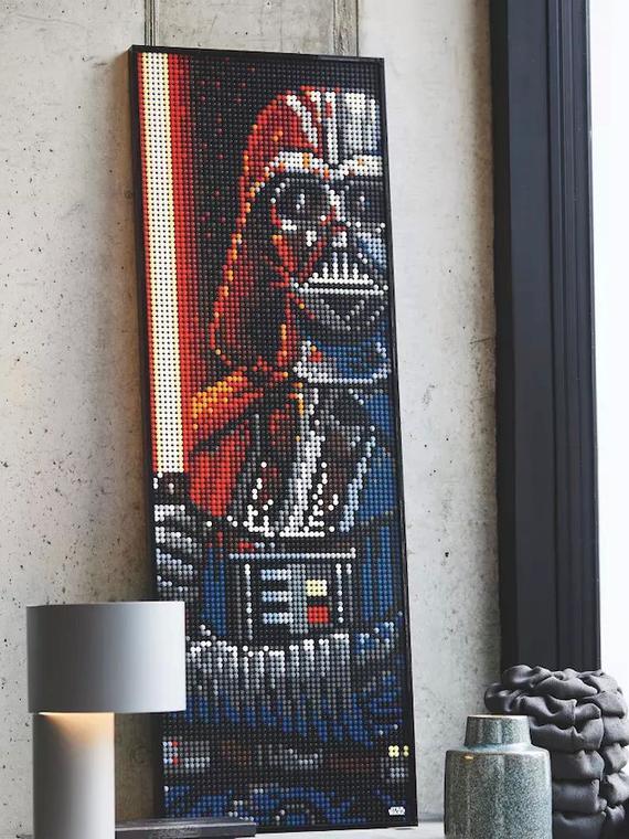 Salt: главное здесь, остальное по вкусу - Lego выпустит наборы с портретами Мэрилин Монро, Дарта Вейдера и The Beatles