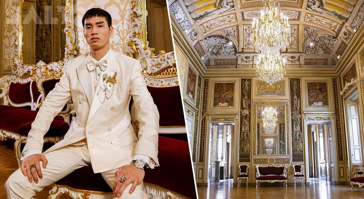 Salt: главное здесь, остальное по вкусу - Dolce & Gabbana представил кутюрные коллекции, посвященные летнему отдыху в Италии