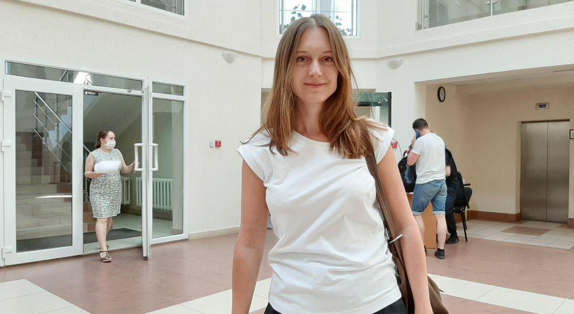 Salt: главное здесь, остальное по вкусу - Журналистку Светлану Прокопьеву приговорили к штрафу в 500 тысяч рублей