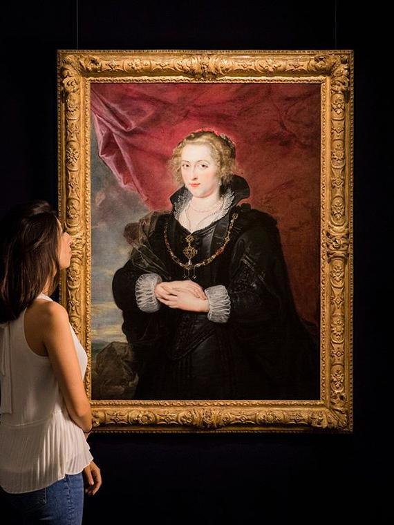 Salt: главное здесь, остальное по вкусу - В Лондоне обнаружили картину Рубенса, 140 лет пролежавшую на чердаке