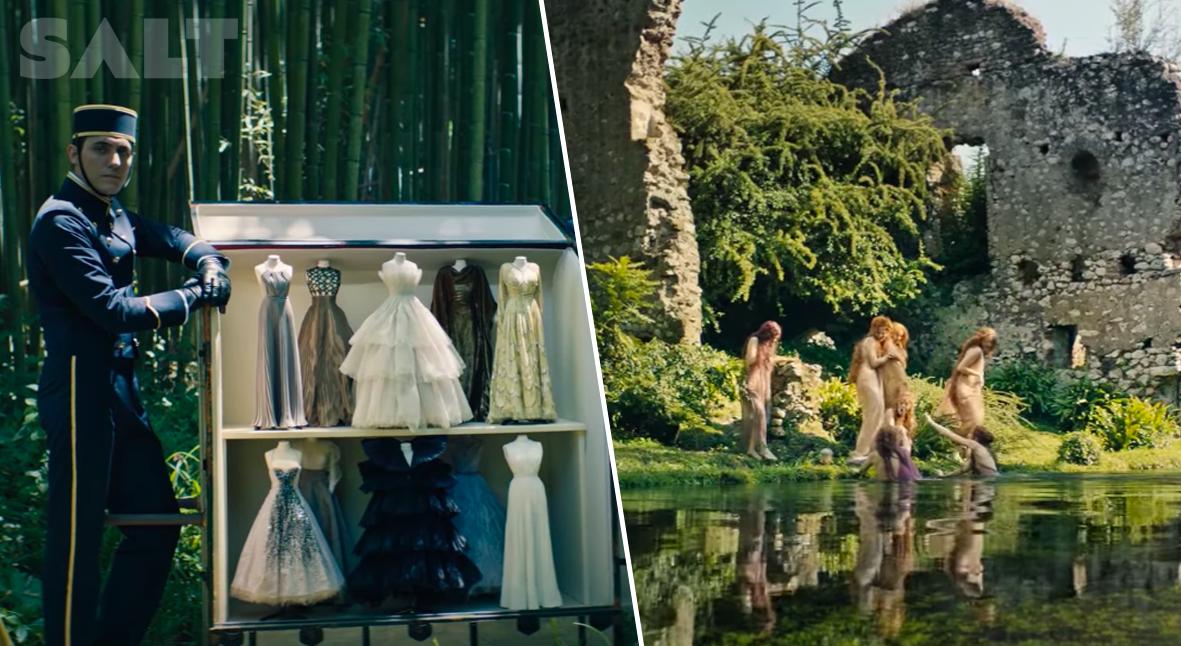 Salt: главное здесь, остальное по вкусу - Кукольные платья и сказочный лес: Dior представил новую кутюрную коллекцию