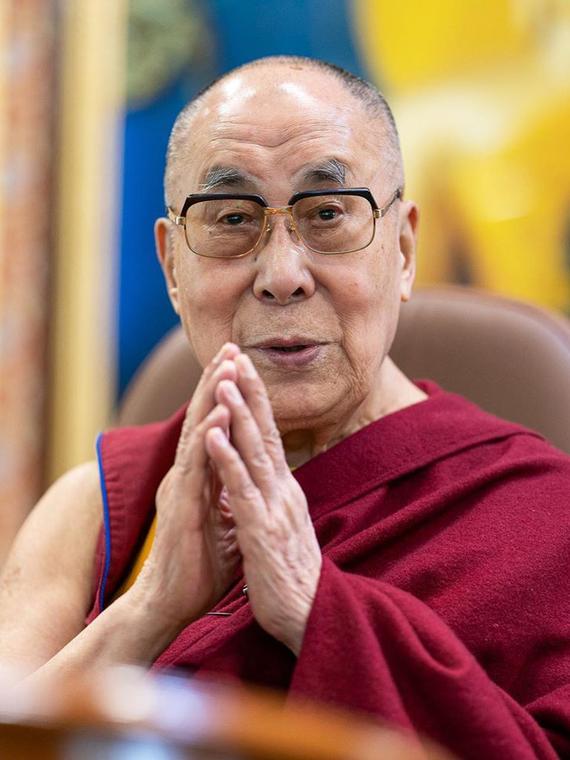 Salt: главное здесь, остальное по вкусу - Далай-лама отметил 85-летие выпуском первого музыкального альбома