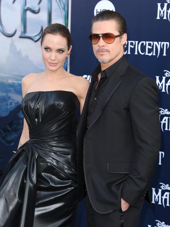 Salt: главное здесь, остальное по вкусу - Анджелина Джоли и Брэд Питт уладили конфликты с помощью семейной терапии
