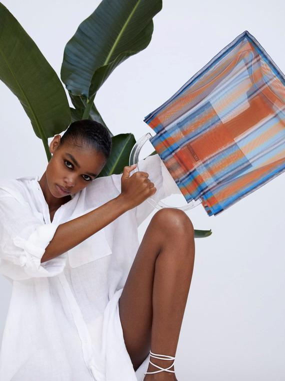 Salt: главное здесь, остальное по вкусу - Zara обвинили в культурной апроприации из-за шоперов, похожих на мексиканские хозяйственные сумки