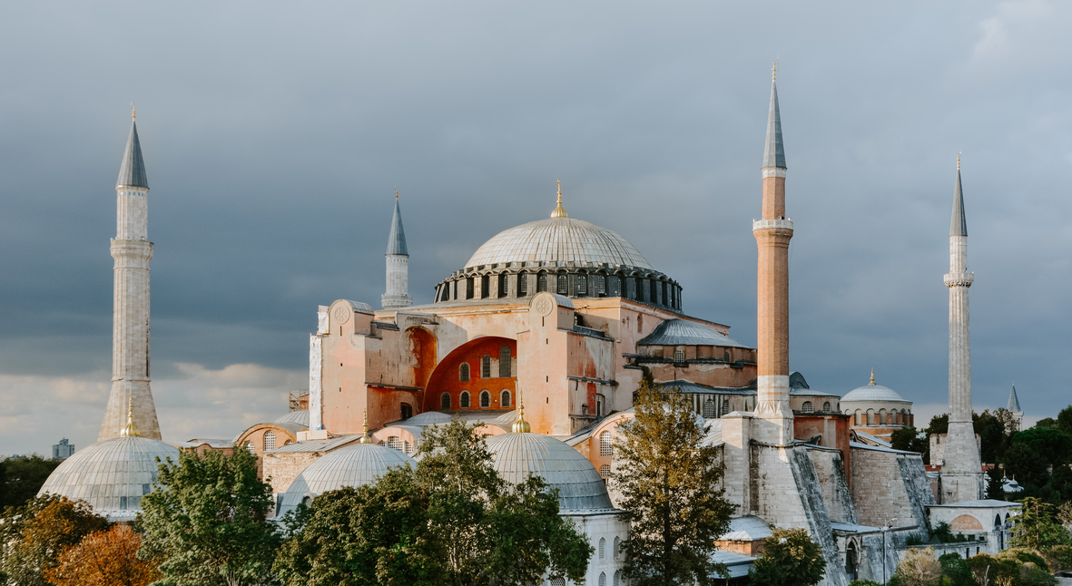Salt: главное здесь, остальное по вкусу - Собор Святой Софии в Стамбуле вновь станет мечетью