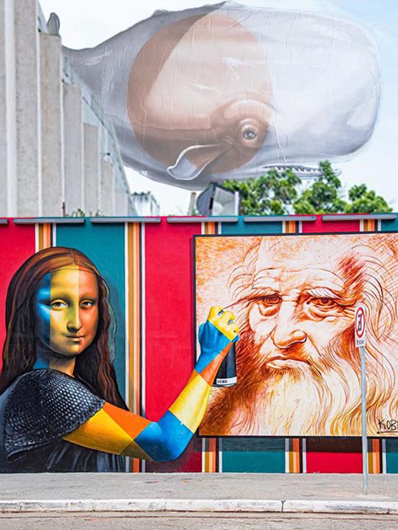 Salt: главное здесь, остальное по вкусу - От Казани до Сан-Паулу: где искать самых интересных уличных художников