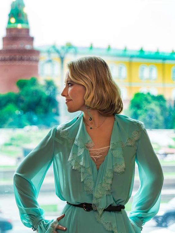 Salt: главное здесь, остальное по вкусу - Ксению Собчак осудили за рекламу «Перекрестка» с кадрами задержания на акции в поддержку Сафронова