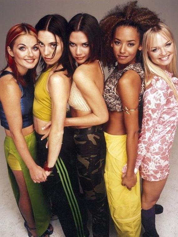 Salt: главное здесь, остальное по вкусу - Новый документальный фильм о Spice Girls покажут в 2021 году