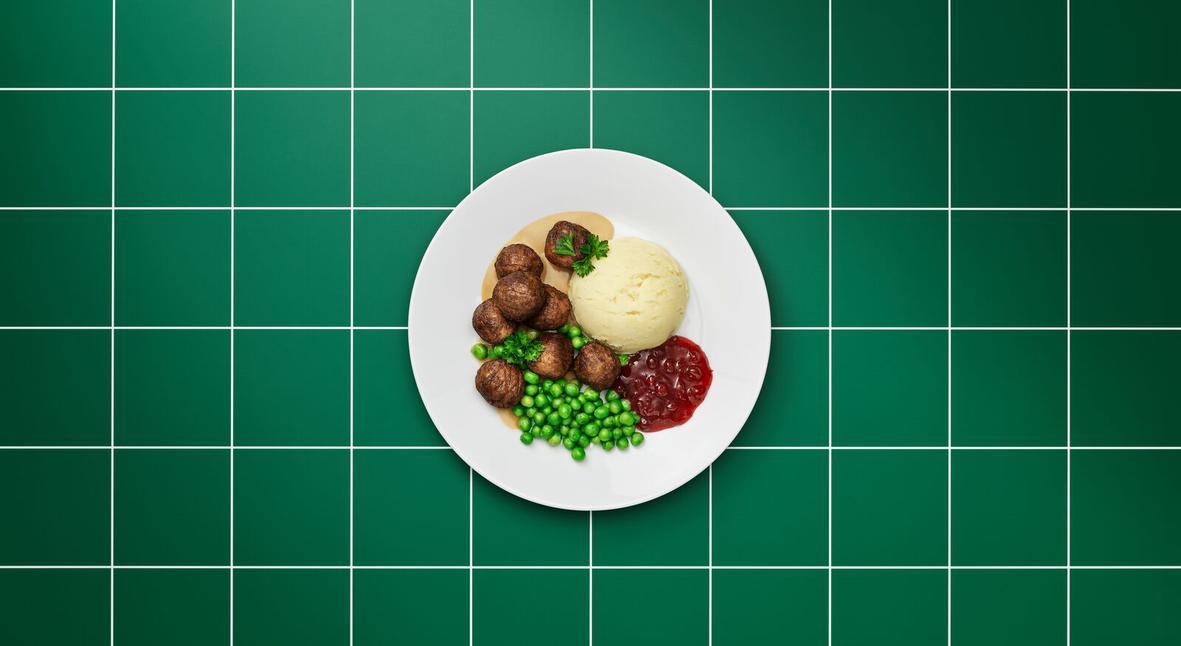 Salt: главное здесь, остальное по вкусу - В IKEA появятся экодельки — растительная версия традиционных фрикаделек