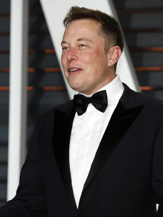 Salt: главное здесь, остальное по вкусу - Илон Маск впервые вошел в десятку богатейших людей мира