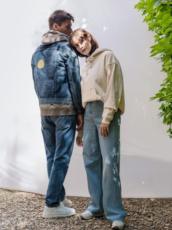 Salt: главное здесь, остальное по вкусу - Levi's выпустили самые экологичные джинсы за всю историю бренда