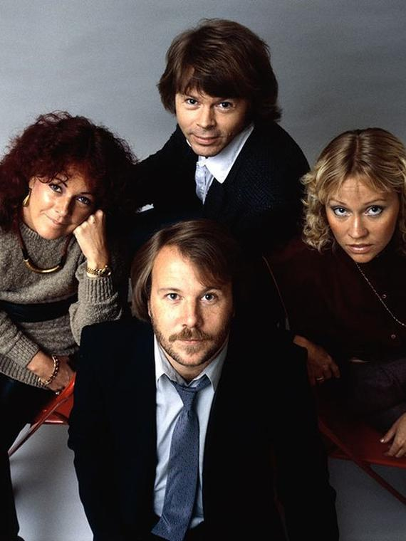 Salt: главное здесь, остальное по вкусу - Менеджер ABBA опровергла информацию о выпуске пяти новых песен — группа планирует записать только два трека