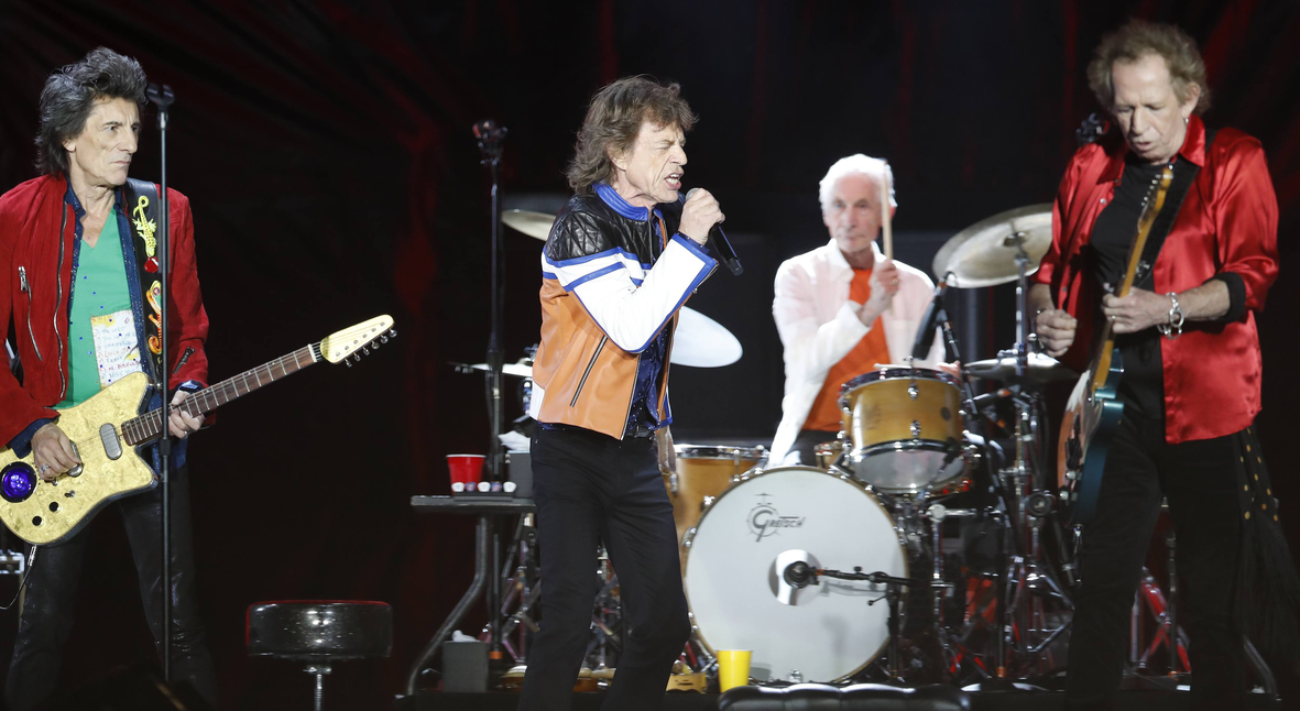 Salt: главное здесь, остальное по вкусу - The Rolling Stones выпустили песню, которую записали с Джимми Пейджем в 1974 году