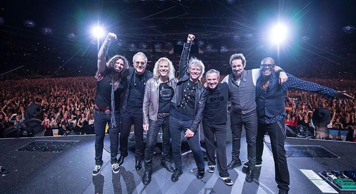 Salt: главное здесь, остальное по вкусу - Bon Jovi анонсировали выход нового альбома