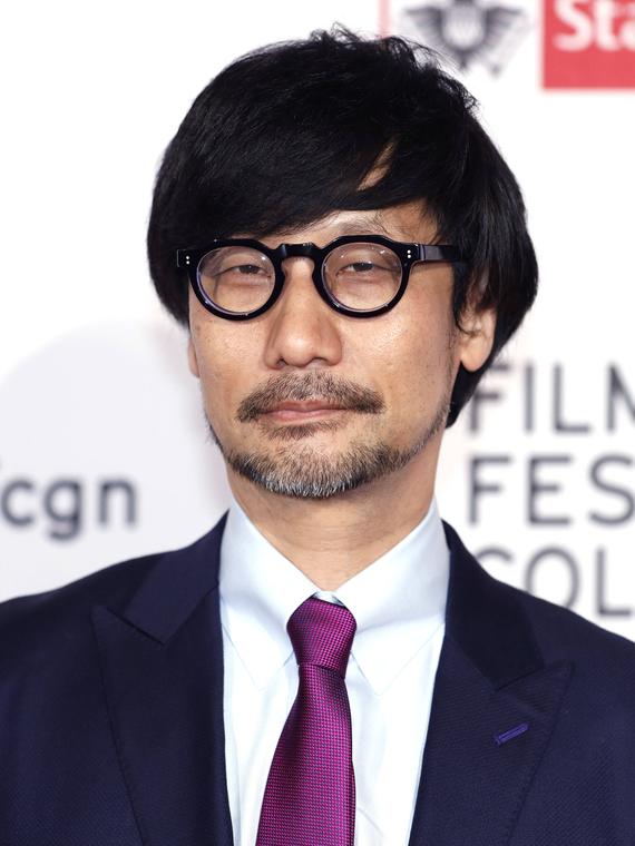 Salt: главное здесь, остальное по вкусу - Венецианский кинофестиваль объявил состав жюри. В него вошел гейм-дизайнер Хидэо Кодзима