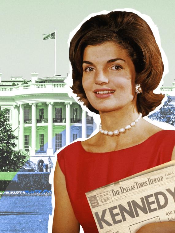 Salt: главное здесь, остальное по вкусу - Первая леди, журналистка, икона стиля: биография Жаклин Кеннеди от А до Я