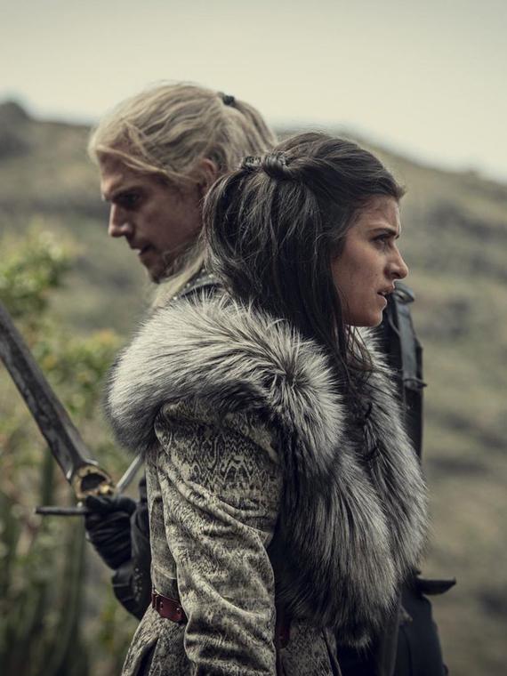 Salt: главное здесь, остальное по вкусу - Теперь официально: Netflix выпустит приквел «Ведьмака» о Сопряжении Сфер