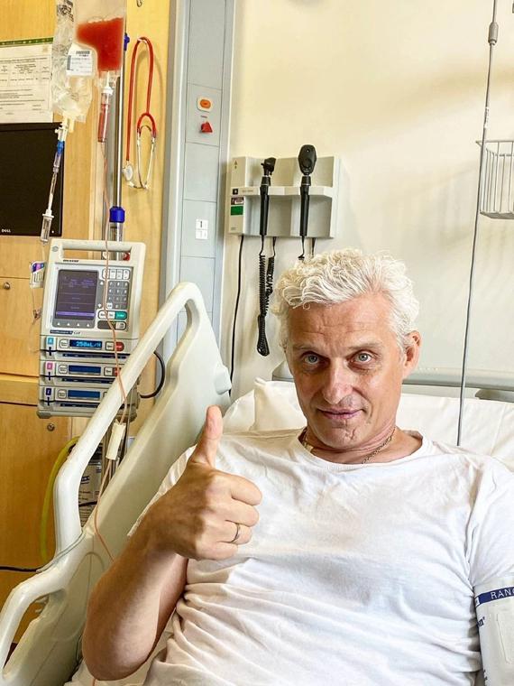 Salt: главное здесь, остальное по вкусу - Олега Тинькова выписали из больницы после пересадки костного мозга
