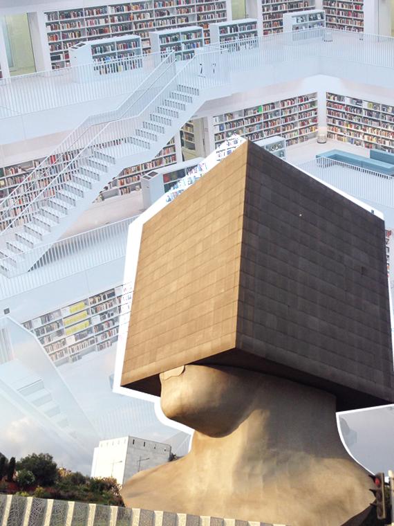 Salt: главное здесь, остальное по вкусу - Монастырь, «бесконечная» книжная стена и «Черный алмаз»: 10 самых необычных библиотек мира