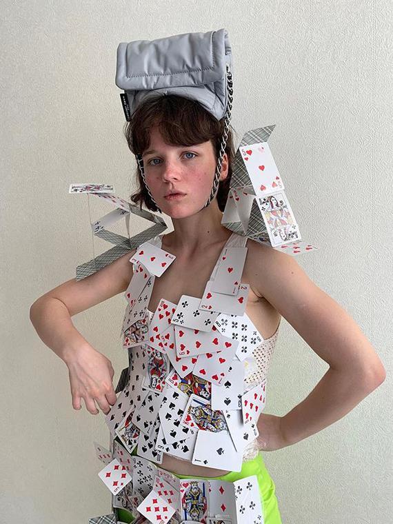 Salt: главное здесь, остальное по вкусу - Marc Jacobs создал фотопроект с московской художницей Майей Голышкиной