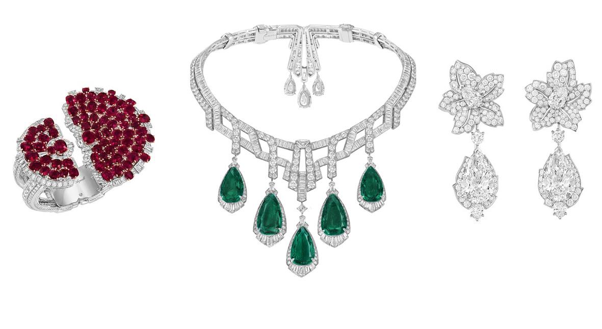 Salt: главное здесь, остальное по вкусу - Van Cleef & Arpels представил новые ювелирные украшения — они посвящены принцессе Фаизе, Марлен Дитрих и Жаклин Кеннеди