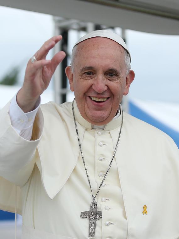 Salt: главное здесь, остальное по вкусу - Папа Римский назначил шесть женщин на руководящие должности в Ватикане
