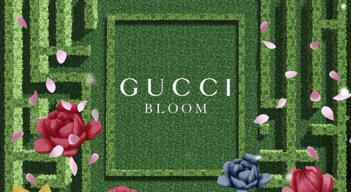 Salt: главное здесь, остальное по вкусу - Вышла игра с Флоренс Уэлч и другими героинями кампании Gucci Bloom