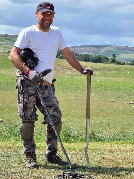 Salt: главное здесь, остальное по вкусу - Археолог-любитель нашел в Шотландии артефакты возрастом три тысячи лет