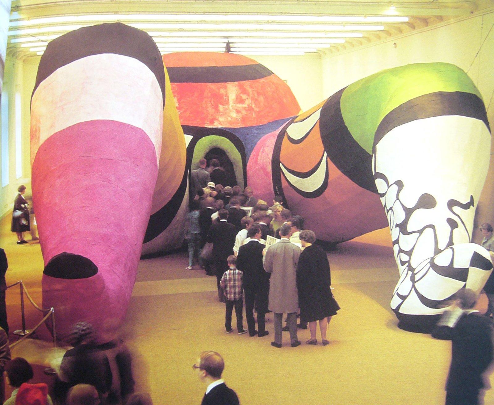 Salt: главное здесь, остальное по вкусу - Ники деСен-Фалль «Hon». 1966. Courtesy photo
