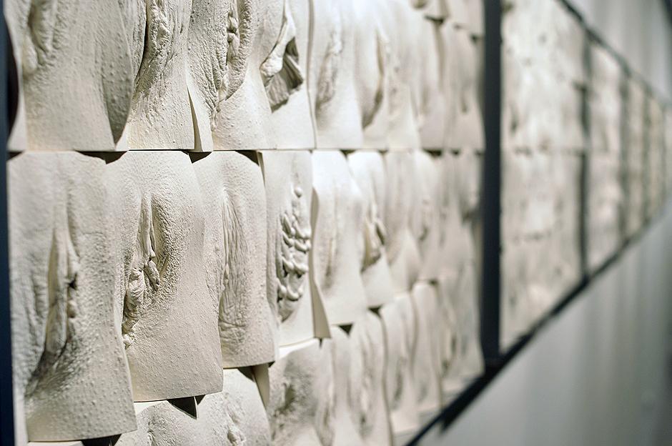 Salt: главное здесь, остальное по вкусу - Джейми МакКартни «Великая стена вагин». 2008. Courtesy photo