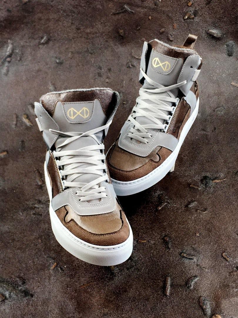9de04611 Эко-мода: как немецкий бренд научился делать обувь из грибов, камней и кофе  | Salt