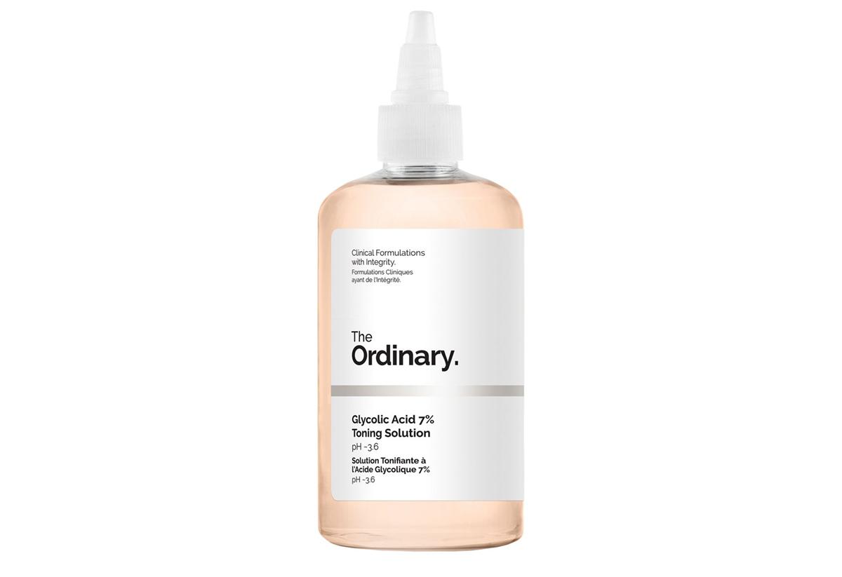 Salt: главное здесь, остальное по вкусу - The Ordinary, тоник с7% гликолевой кислотой