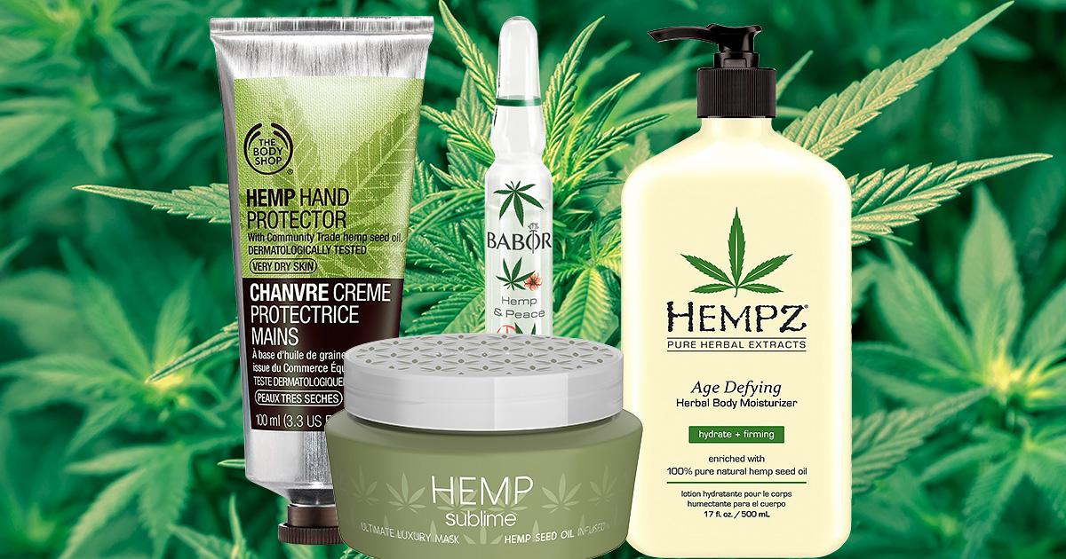 Конопля косметика ведущая про плантацию марихуаны