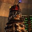 В британском городе робот приказал всем сидеть дома — это оказался далек из сериала «Доктор Кто»