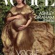 Эшли Грэм снялась для обложки Vogue и рассказала о проблемах в сексе из-за беременности